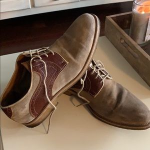 Johnston & Murphy Saddle Shoes